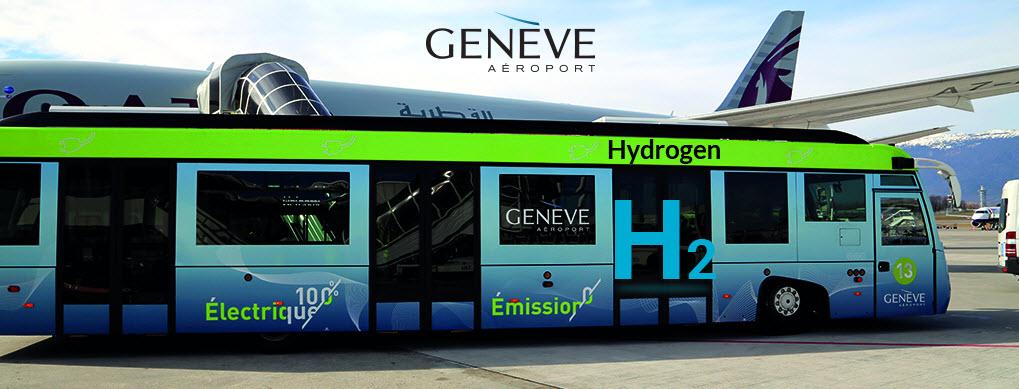 Geneva Airport Hydrogen