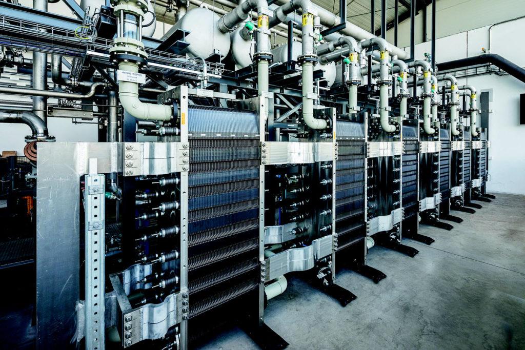 H2FUTURE World%E2%80%99s largest %E2%80%9Cgreen%E2%80%9D hydrogen pilot facility successfully commences operation 2