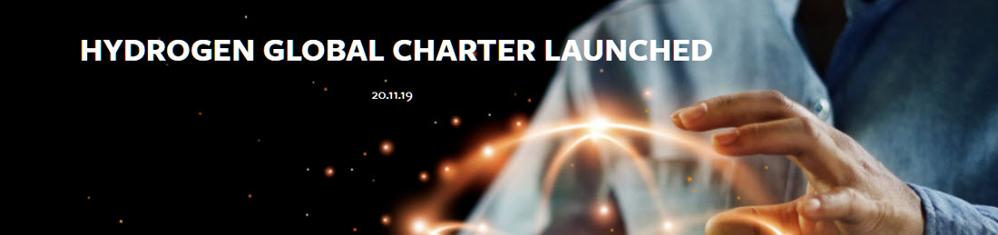Hydrogen Global Charter Launched