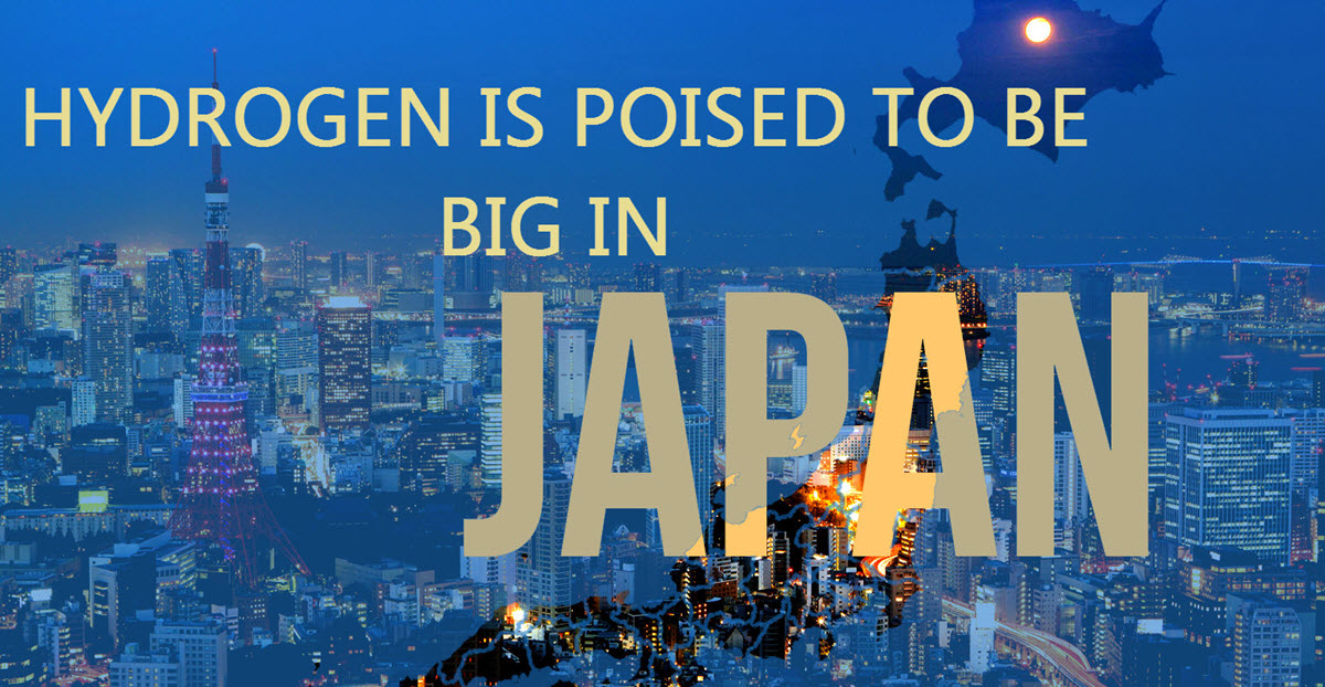 Hydrogen Poised to be Big in Japan