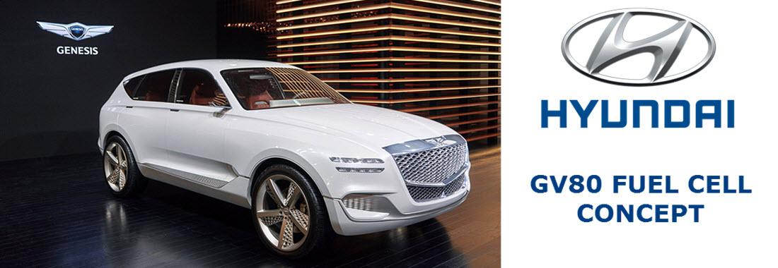 Hyundai Genesis Fuel Cell Concept