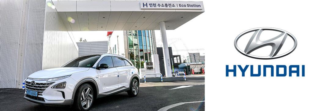 Hyundai HIncheon Hydrogen Station 1