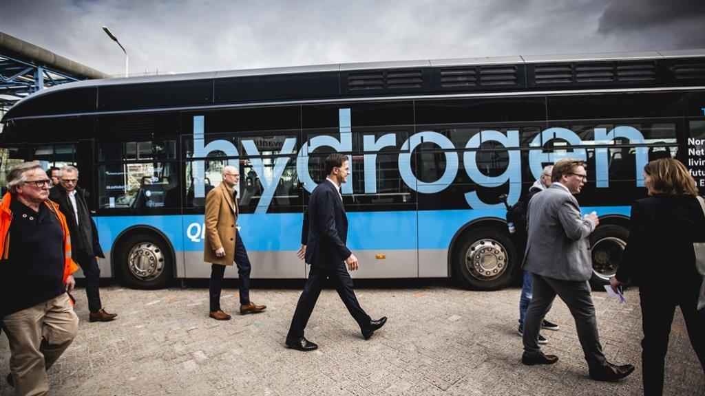 OV Hydrogen Buses Netherlands Main