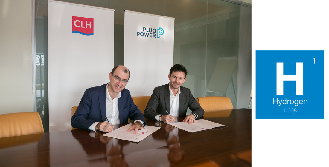 Plug Power and CLH Agreement