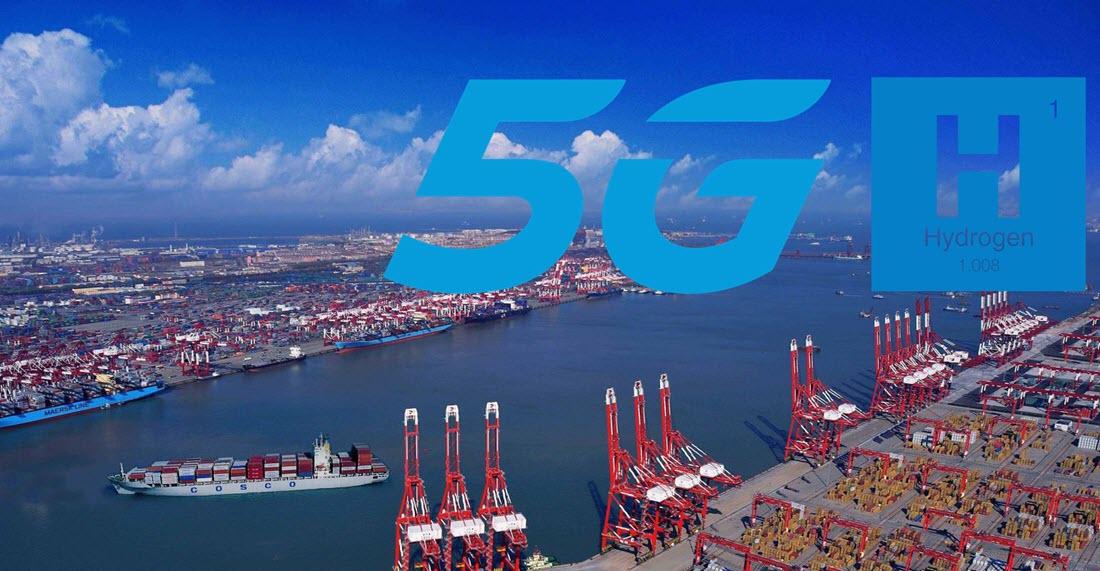 Qingdao Port Hydrogen 5G