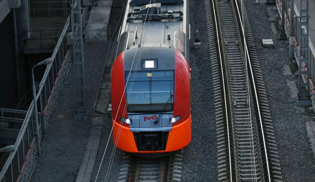 RIA Novosti Train