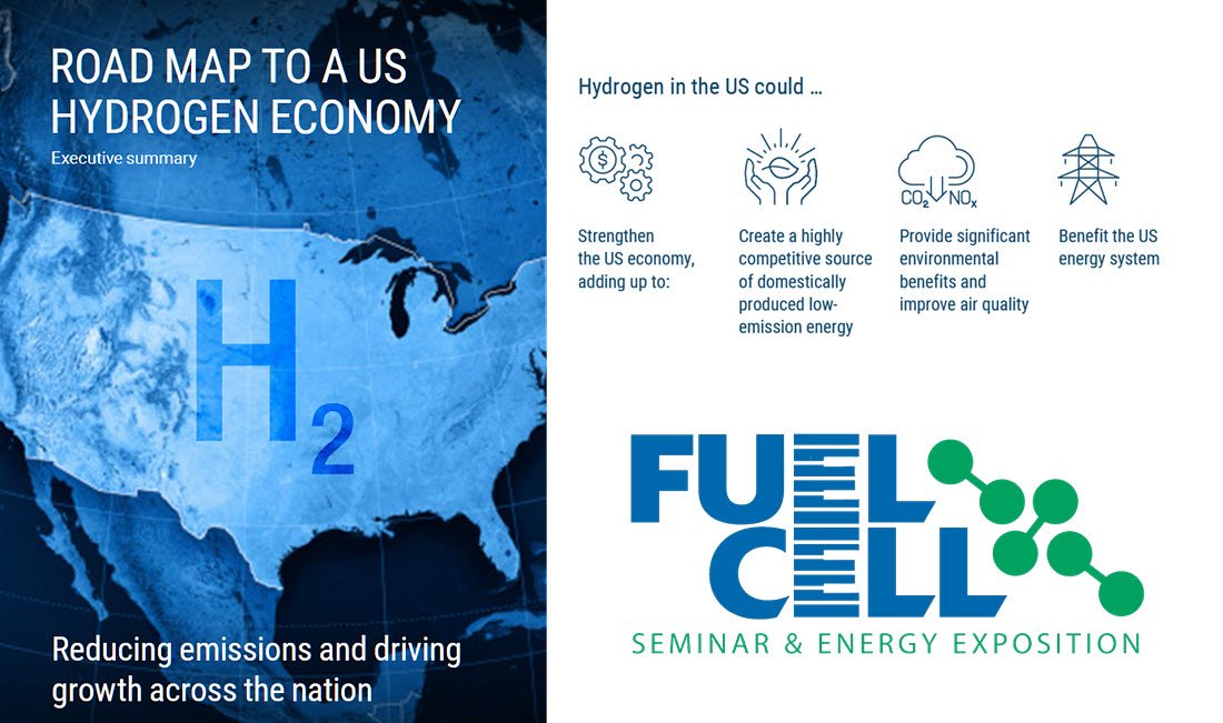 Road Map to US Hydrogen Economy Main