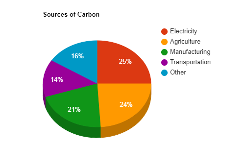 Sources of Carbon small