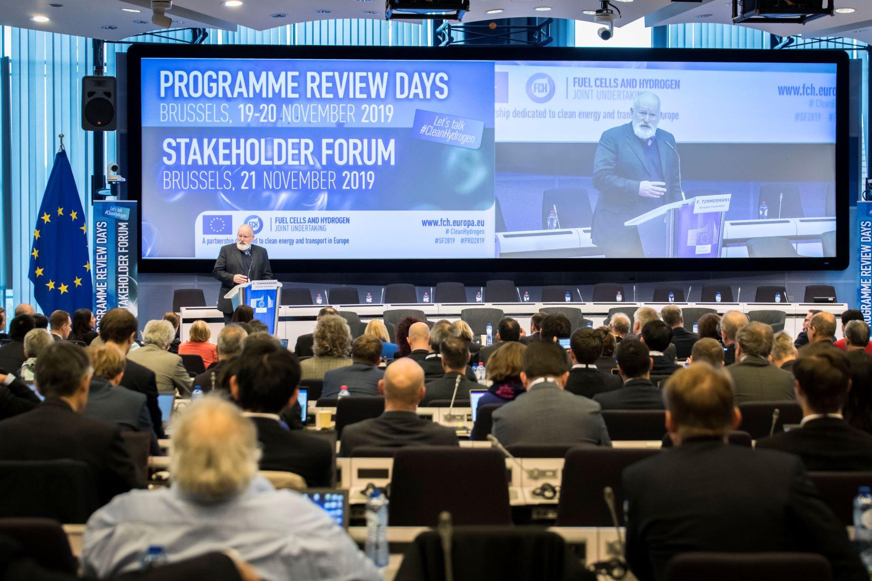 Stakholders Forum FCHJU