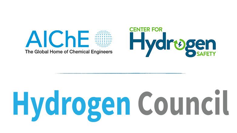 aiche chs and Hydrogen Council