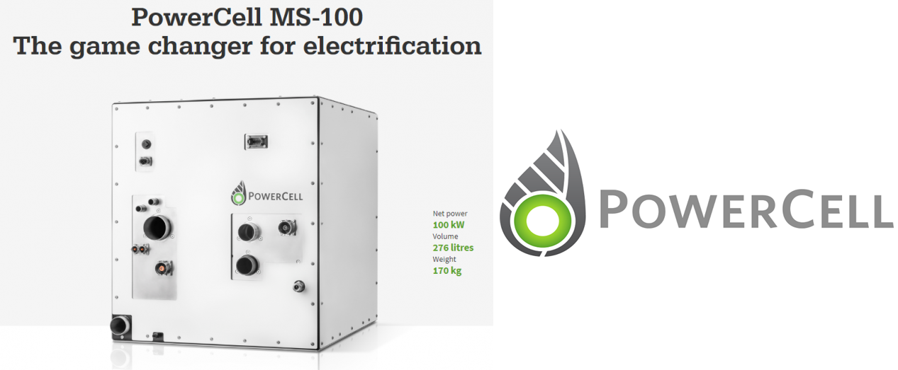 powercell ms100 new