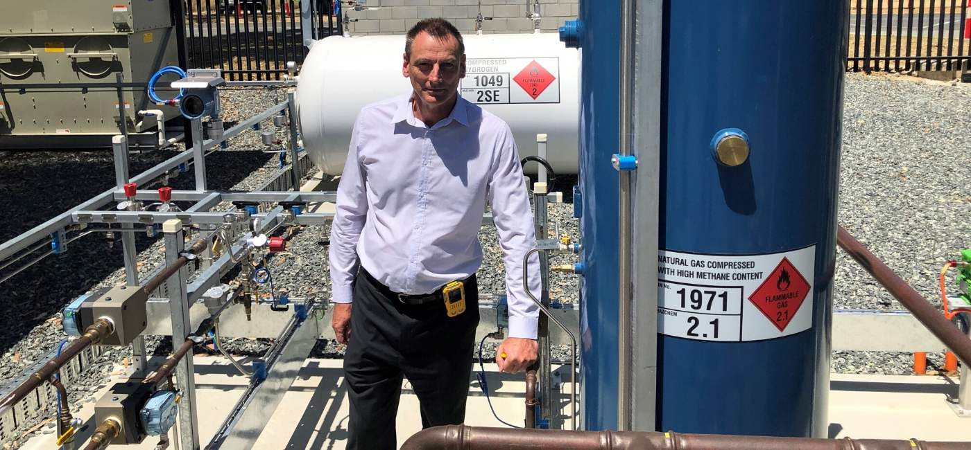 ATCO Hydrogen into Networks