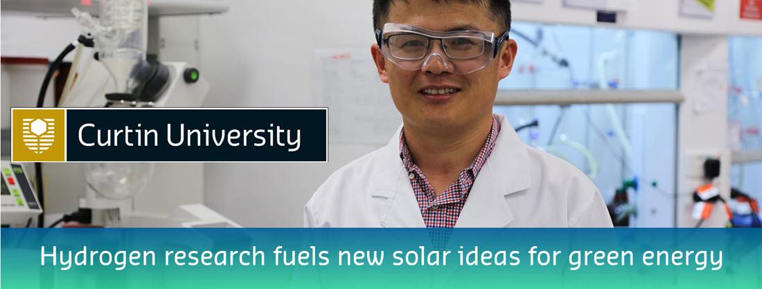 Curtain Univ Research Hydrogen