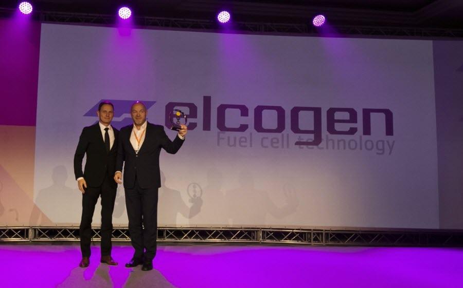 Elcogen European Business Award
