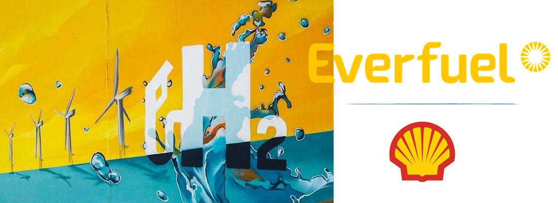 Everfuel Shell Hydrogen