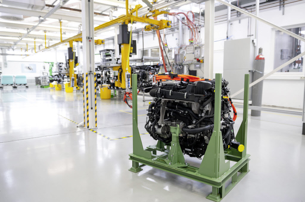 Mercedes Benz Lab1886 Supports Rolls Royce Power Systems in a Pilot Project for Stationary Fuel Cell Systems 2