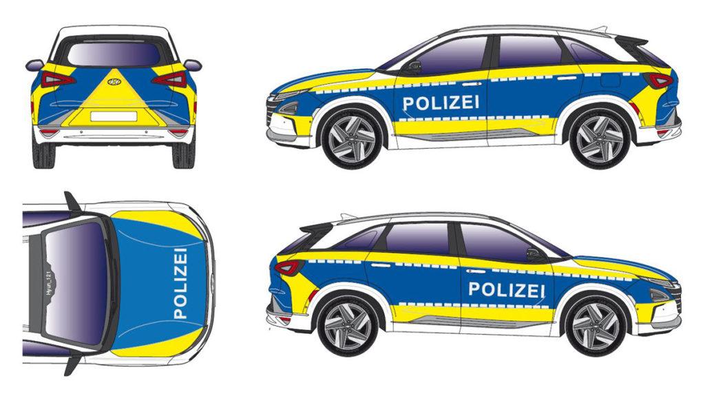 Osnabruck Police Hydrogen 1
