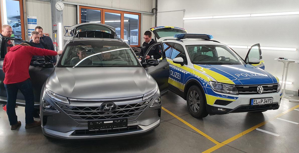 Osnabruck Police Hydrogen 2