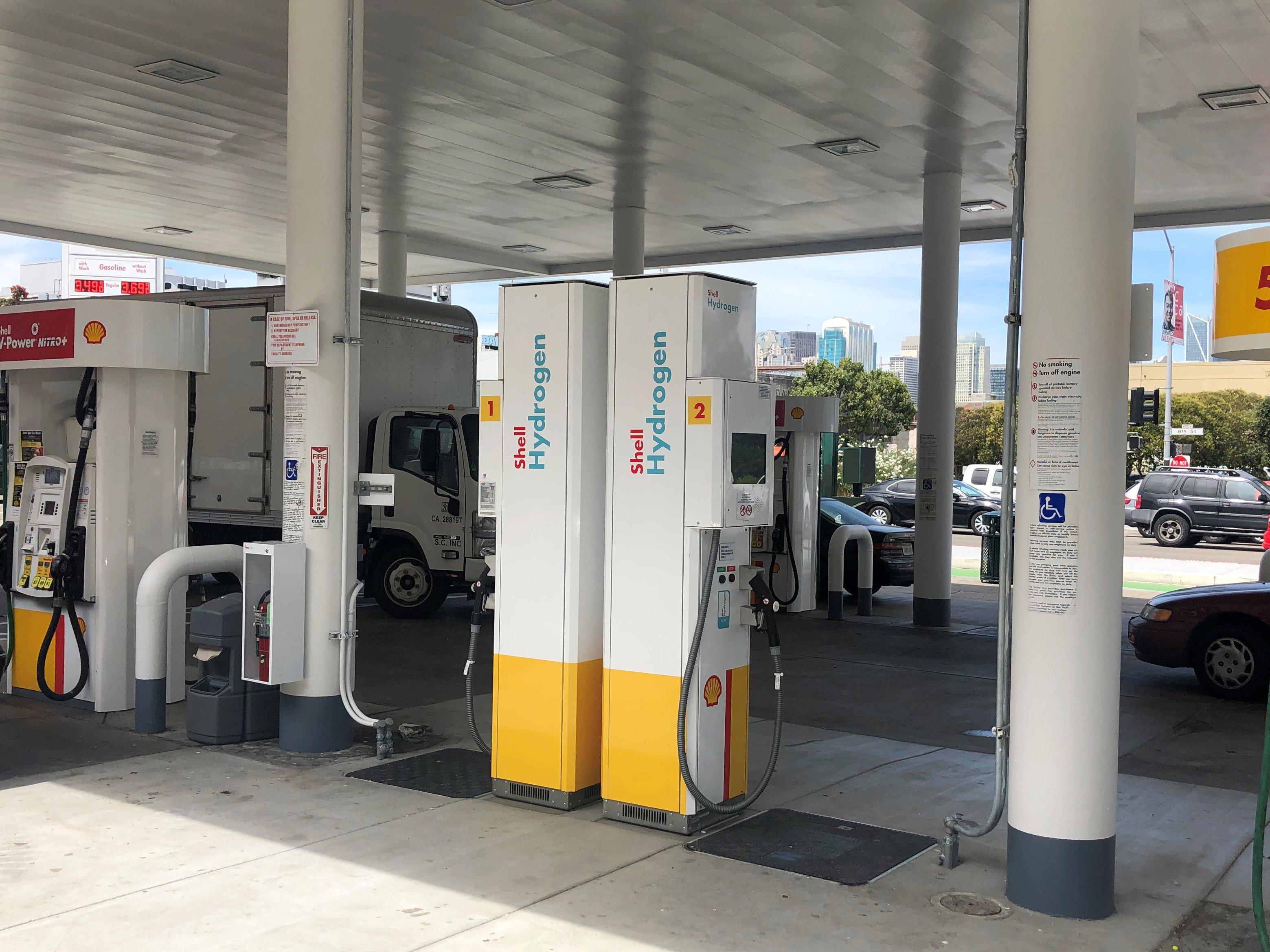 San Francisco Street Hydrogen Station Opens