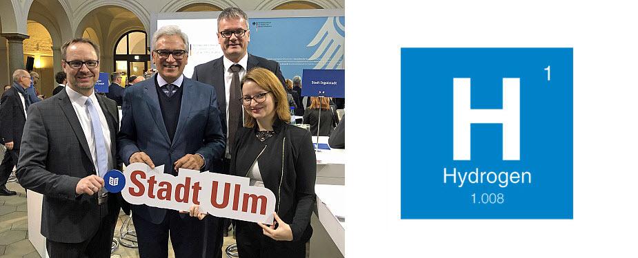 ULM Hydrogen Funding