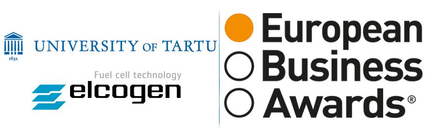Univ of Tartu ElcogenAward