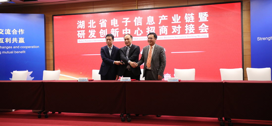 Wuhan ITRI of Geo Resources Environment Co. Ltd Signs Hydrogen Agreement