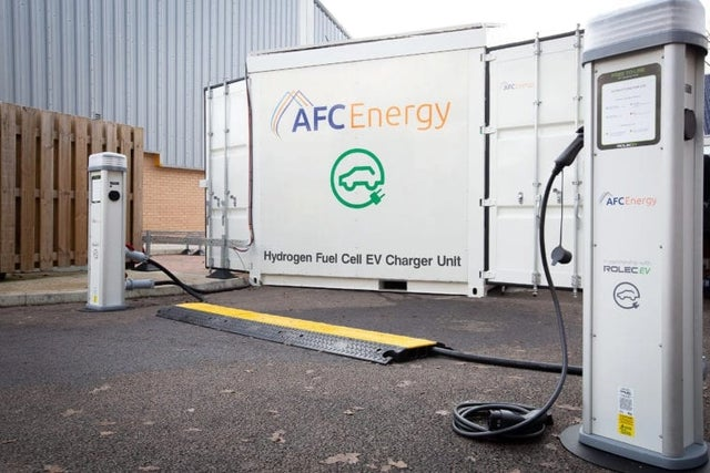 AFC Hydrogen Charger
