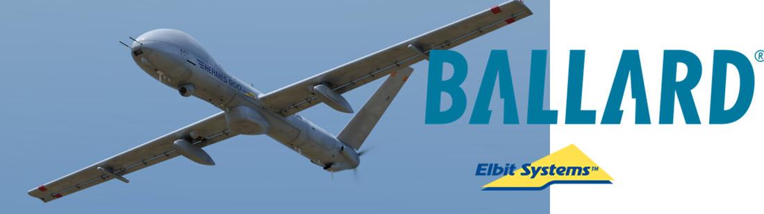 Ballard Elbit Unmanned Funding