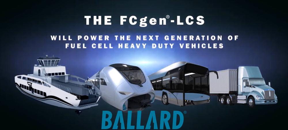 Ballard FCgen Fuel Cells