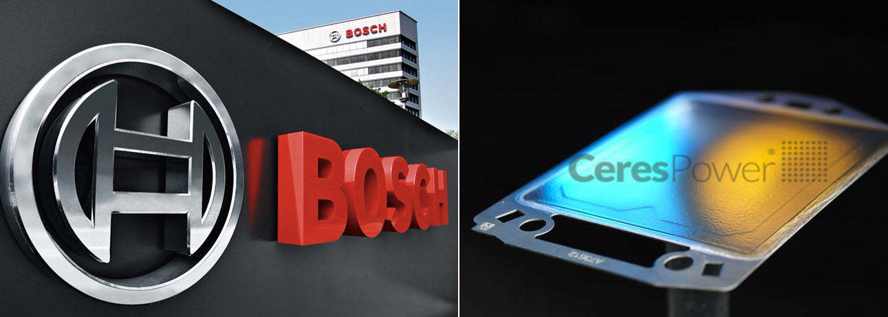Ceres Power and Bosch