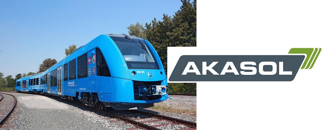Cordia Light Hydrogen Train Akasol