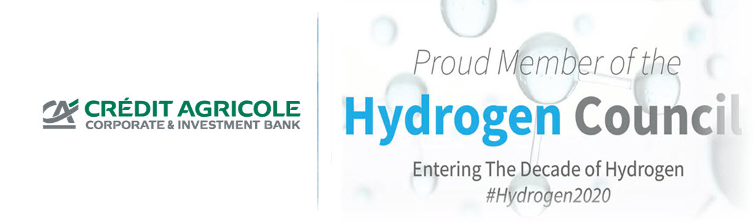 Credit Agricole Joins Hydrogen Council