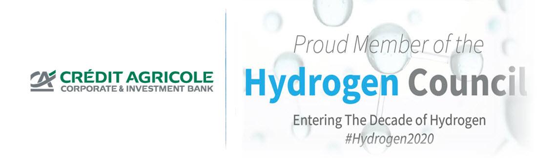 Credit Agricole Joins Hydrogen Council