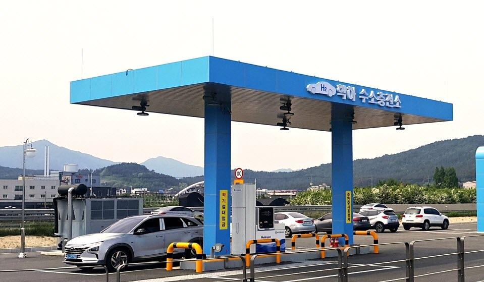 Daejeon Hydrogen Station