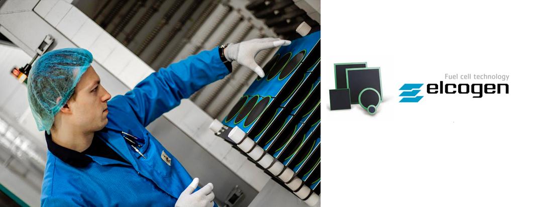 Elcogen Fuel Cell Tech