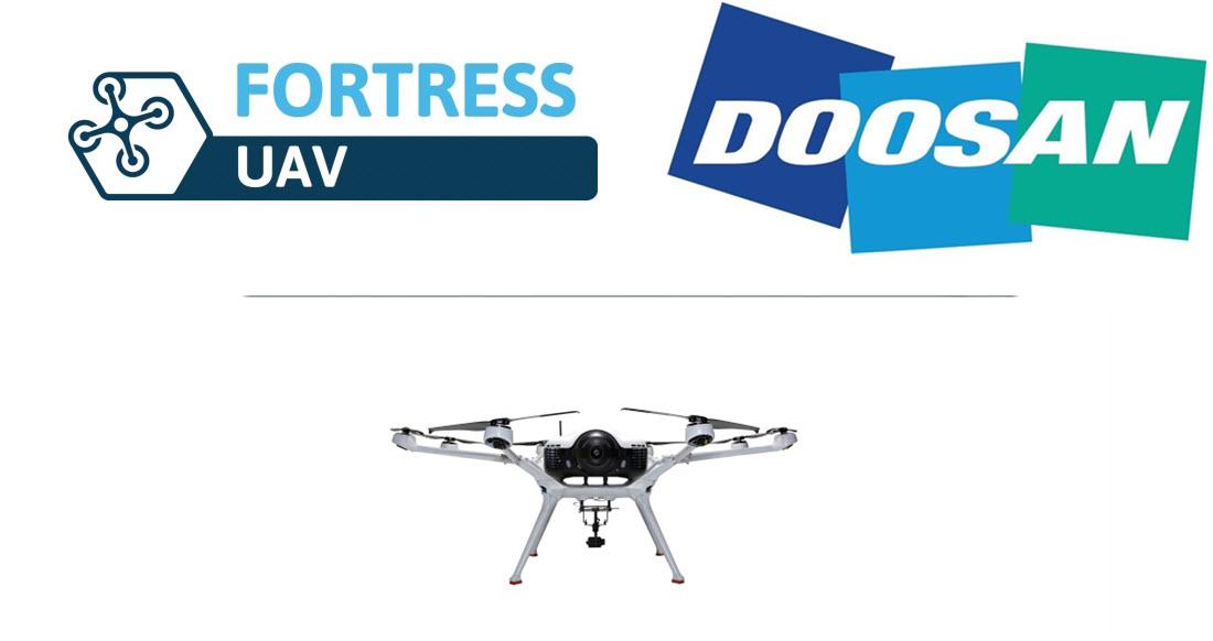 Fortress UAV Doosan