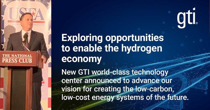 GTI Hydrogen Center