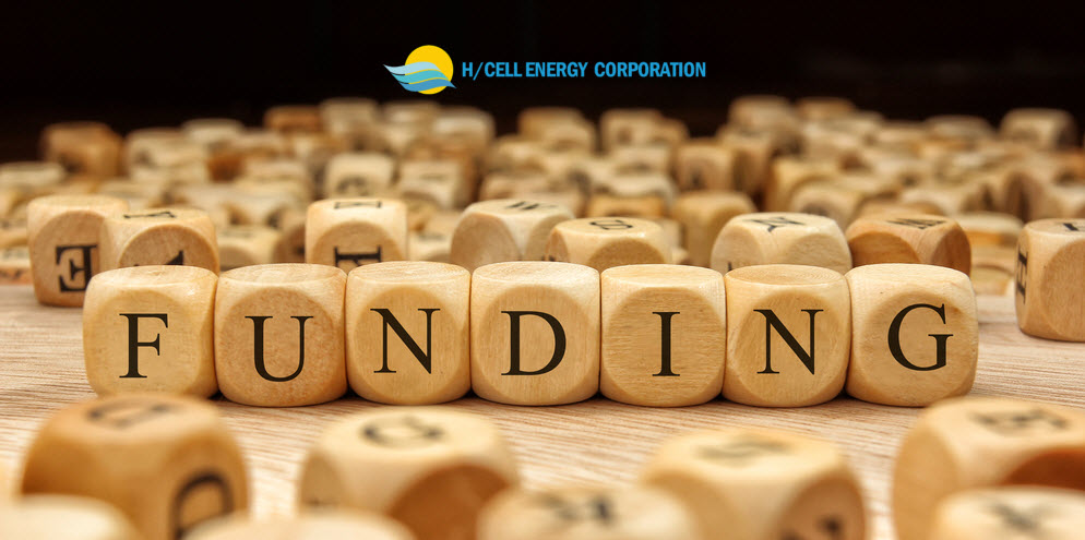 HCell Energy Funding