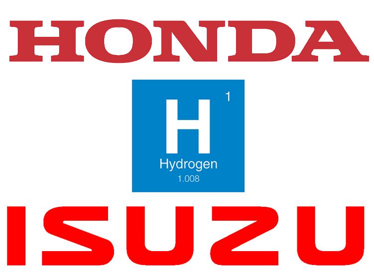 Honda Isuzu