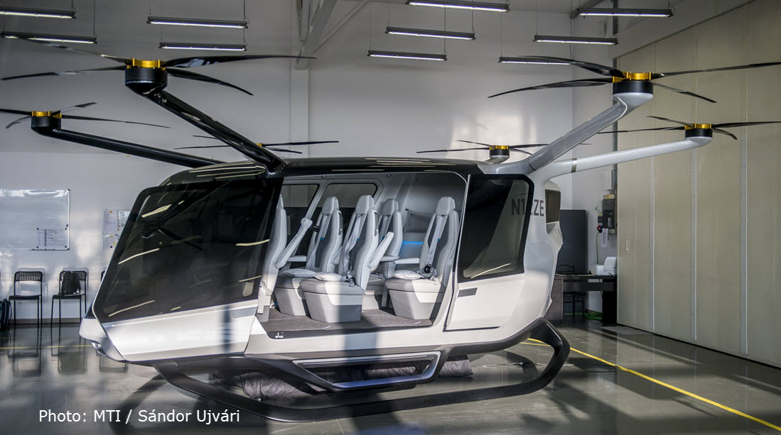Hungarian Drone Main