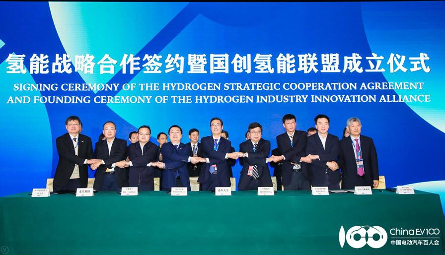 Hydrogen Alliance Bejing