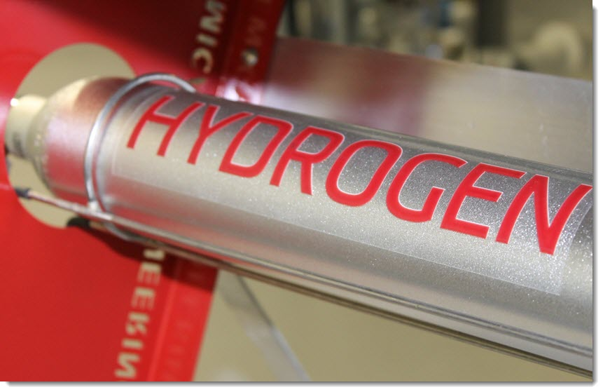 Hydrogen Canister