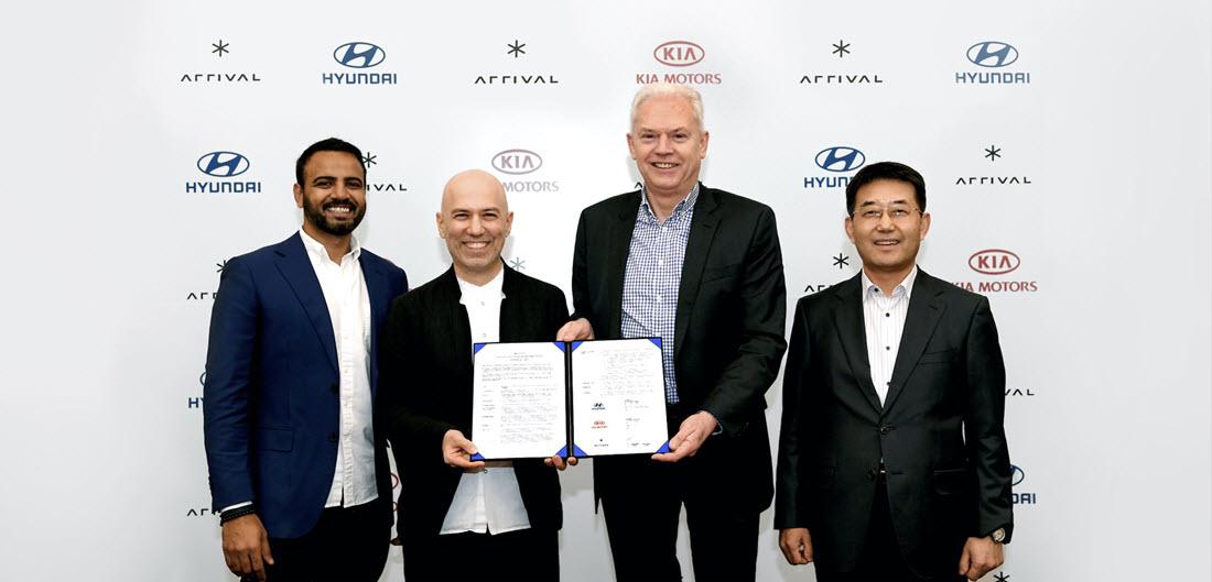 Hyundai Arrival Kia