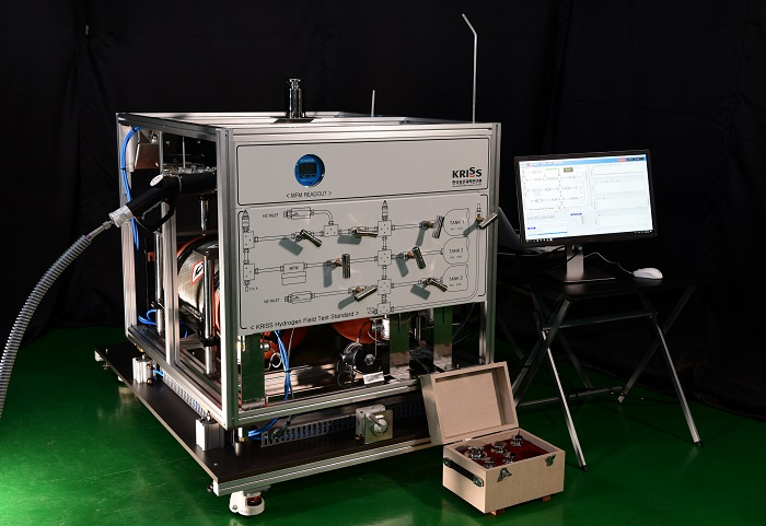 Korea Research Institute of Standards and Science KRISS has developed the core technology of quantitative charging 2