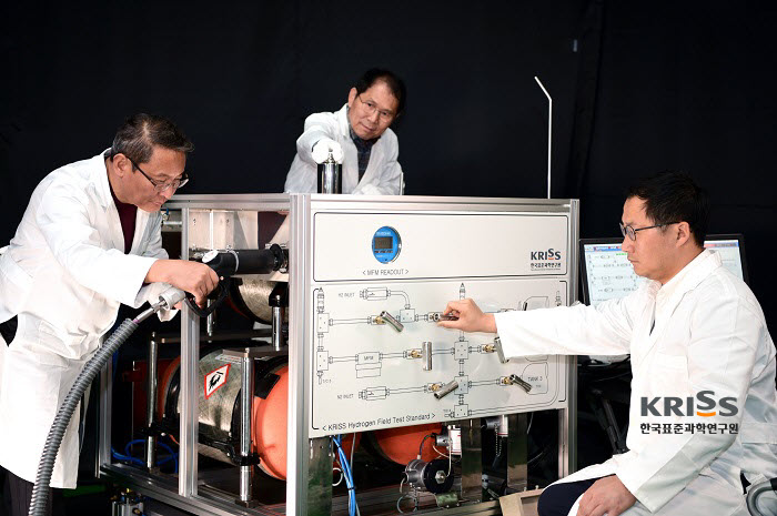 Korea Research Institute of Standards and Science KRISS has developed the core technology of quantitative charging