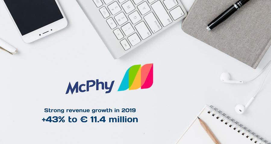 McPhy Sales Revenue 2019 EN