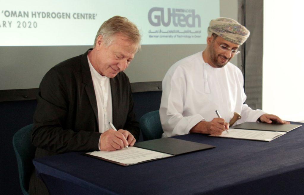 Oman Hydrogen Center 1