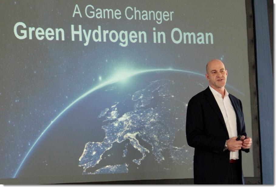 Oman Hydrogen Center 2