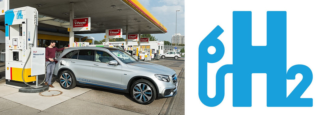 Shell and H2Mobility Hydrogen Station Germany Main