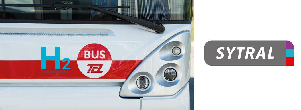 Sytral Hydrogen Buses